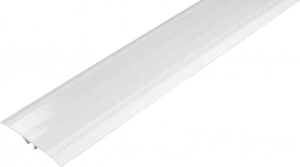 Abdeckprofil HC aus PVC weiß
