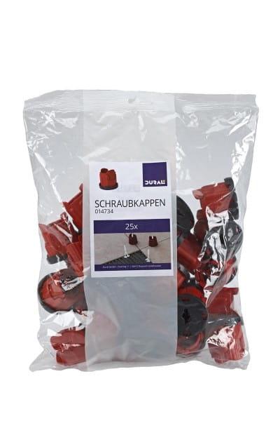 Turnfix Schraubkappen 25 Stück