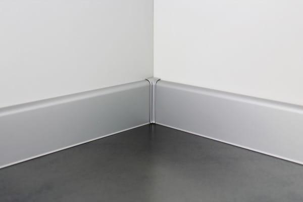 Innenecke für Sockelleisten mit Kabelkanal Ambiente