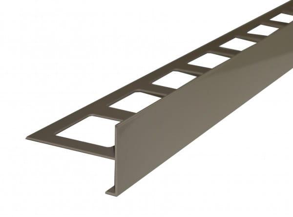 Balkonprofil T-Form 55 mm beige